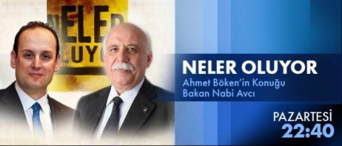 Nabi Avcı TRT Haber'de Soruları Cevaplayacak