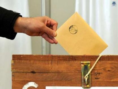 Nerede Oy Kullanacaksınız? Sandık Numaraları, Seçmen Listesi Sorgulama
