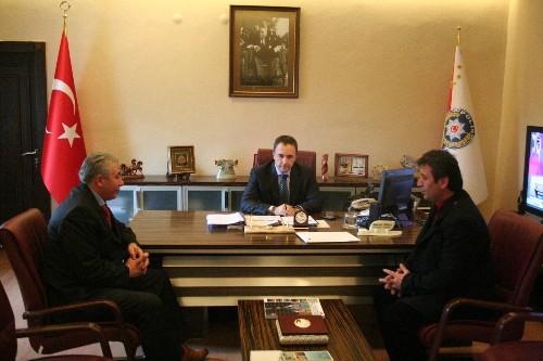 Nevşehir Emniyet Müdürü Yüksel: Basınla işbirliğine önem veriyorum