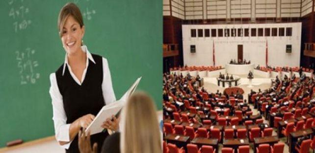 Niçin Ücretli Öğretmen Görevlendiriliyor?