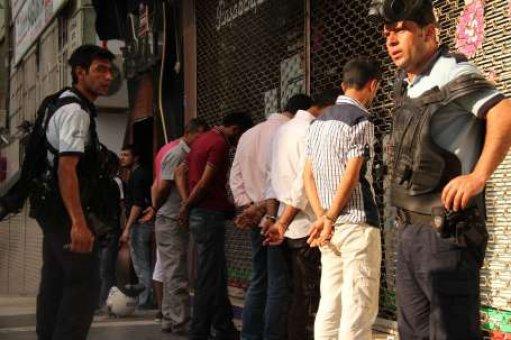 ODTÜ'lü öğrencilerden 8'i tutuklanma talebiyle mahkemeye sevk edildi