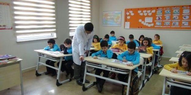 Öğrenciler yarıyıl tatilinin ardından ders başı yaptı
