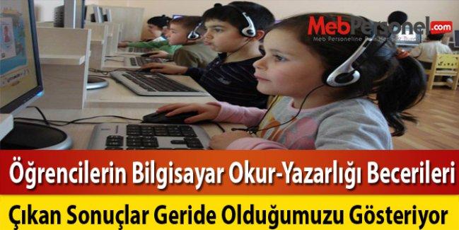 Öğrencilerin Bilgisayar Okur-Yazarlığı Becerileri