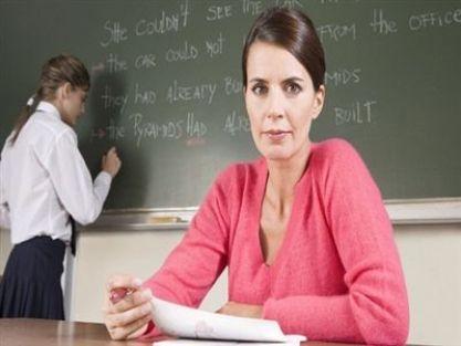 Öğretmen artık rahat uyuyacak