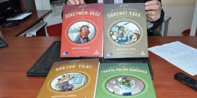 'Öğretmen Öküz, Öğrenci Eşek' adlı kitaplara inceleme