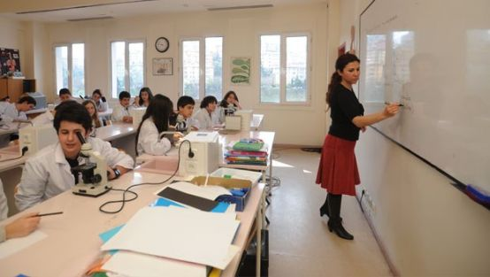 Öğretmen sistemin kalbi