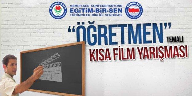 Öğretmen Temalı Kısa Film Yarışması'nın Jüri Üyeleri Belli Oldu