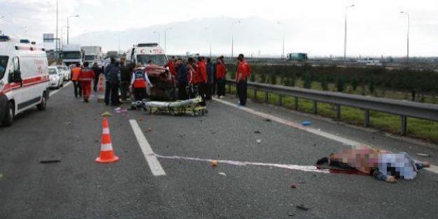 Öğretmen trafik kazasında hayatını kaybetti