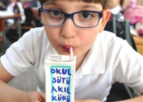 Okul sütü ile ilgili uyarılar