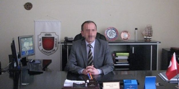 Okul Müdürü Öğrenciyi Hastanelik Etti