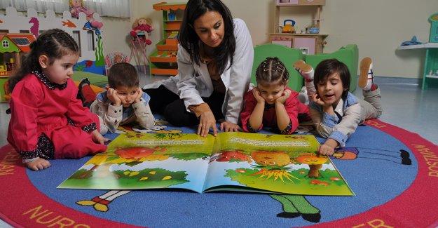 Okul öncesi öğretmenlerinden imza kampanyası