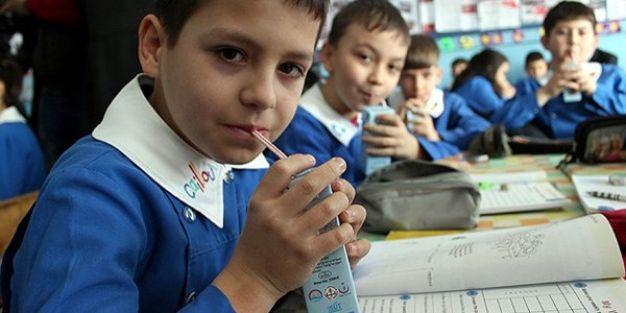 Okul Sütü dağıtımı pazartesi günü başlıyor