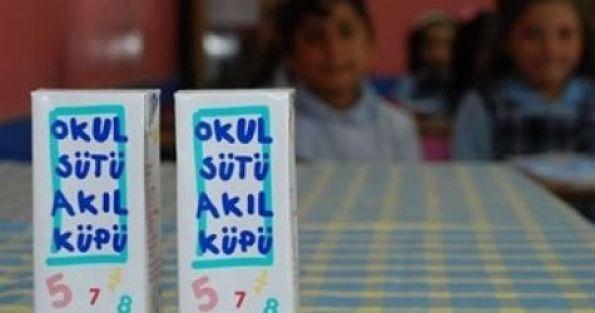 Okul Sütü Giriş Ekranı MEB