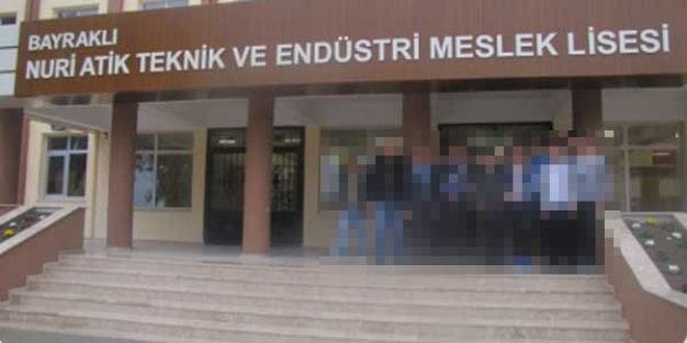 Okulda bıçaklanan öğrenci ağır yaralandı