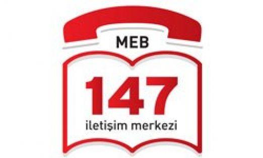 """Ortaöğretime geçiş sistemi """"ALO 147""""den öğrenilebilecek"""