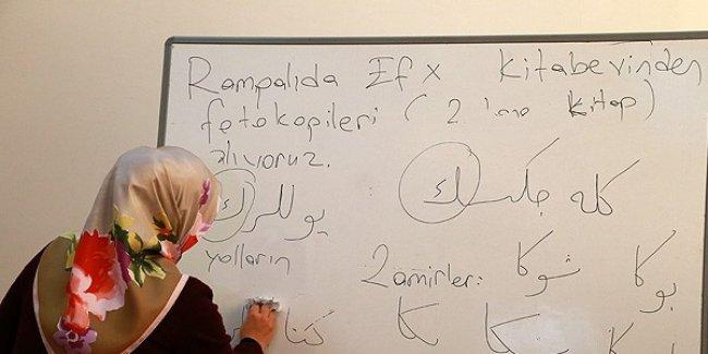 Osmanlı Türkçesi dersine destek