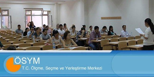ÖSYM#039;den Öğretmenlere 2 Yeni Sınav Görevi