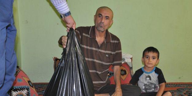 Pınar öğretmen maaşını Yezidilere bağışladı