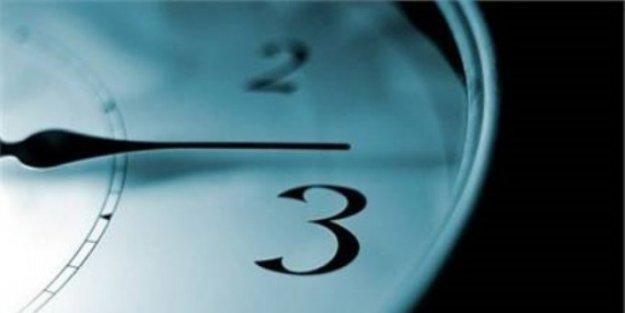 Saatlerinizi Geri Aldınız Mı ?
