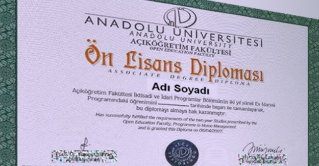 Sahte Diplomayla Öğretmenlik!