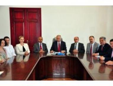 Salihli'ye 16 derslikli Anadolu sağlık meslek lisesi yapılacak