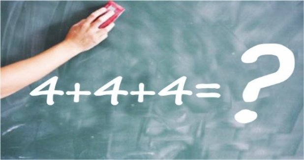 Seçimin 'eğitim' formülü: 4+4+4=1+8+4