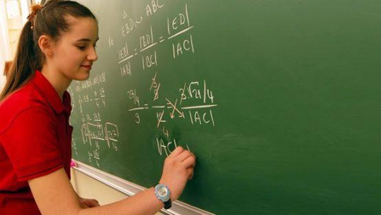 'Seçmeli'nin yıldızı matematik
