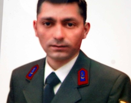 Şehit karakol komutanı İskenderun'da tekbirler eşliğinde uğurlandı