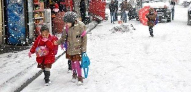 Siirt'te 1 Günlük   Kar Tatili  Verildi  9 Ocak Cuma