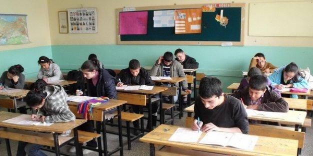 Sınav esnasında sınıfta harita olmayacak