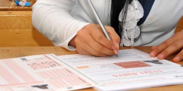 Sınavlarda cevap anahtarı tarih oluyor