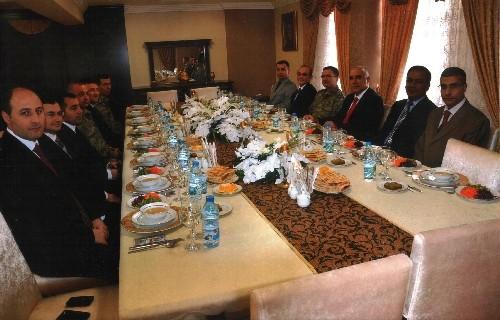 Sivas'ta jandarma ve polis işbirliği