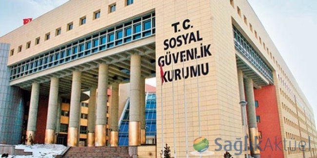 Sosyal Güvenlik Kurumu Başkanlığı Merkez Teşkilatında 20 Adet Şube Müdürlüğü Kuruldu