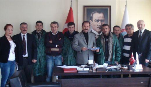 Şubatçıların Sendika Samimiyet Sınavında Eğitim İş Sendikası 'da Geçti