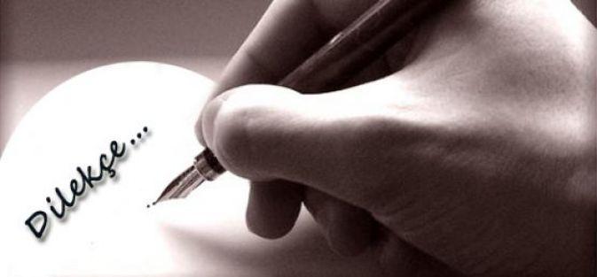 Şube müdürlüğü sınavına katılanlar için harcırah dilekçesi - TIKLAYINIZ
