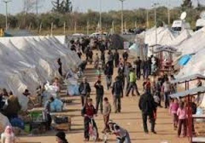 Suriyeli sığınmacı sayısı 110 bine ulaştı