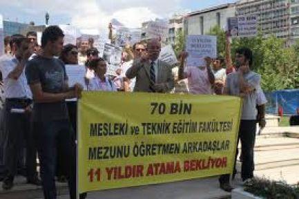 "TEKNİK ÖĞRETMEN"" UNVANLI KADRO TAHSİSİ"