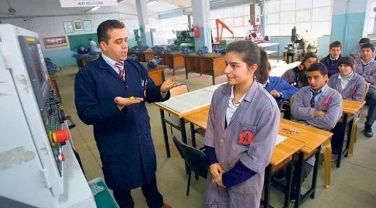 Teknik Öğretmenlere Mühendislik