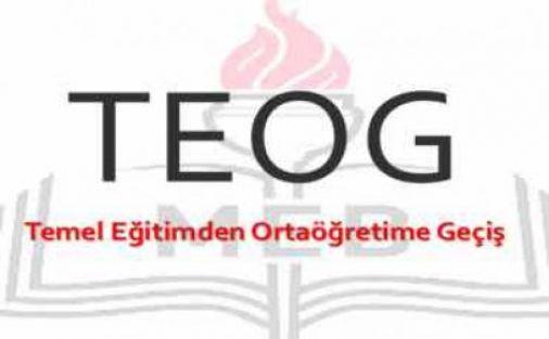 TEOG 2. Dönem Sınav Tarihi MEB