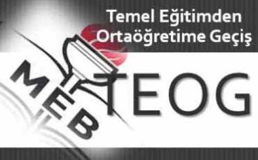 TEOG e okul Sınav Sonuçları (Merkezi Sınav) 2013-2014 Tıkla Öğren