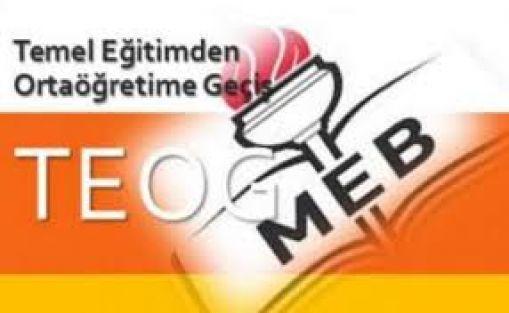 TEOG Sınav Sonuçları e-okul MEB 2013-2014