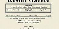 16 Ağustos 2014 Tarihli ve 29090 Sayılı Resmî Gazete