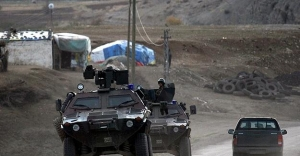 Şırnak'ta göreve giden askerlere...