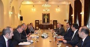 AK Parti ile CHP ikinci kez bir araya geldi