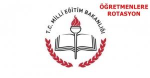 Öğretmenlerin Rotasyon Sonuçları 3 Ağustos'ta Açıklanacak