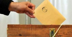 1 Kasım#039;da oy kullanabilmek için...