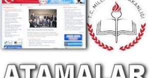 2015 MEB Öğretmen Atamaları Takvimi