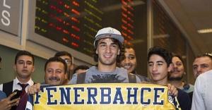 Lazar Markovic Fenerbahçe için İstanbul'da