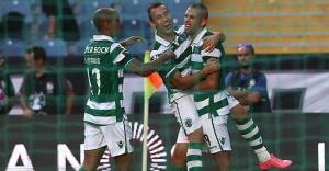 Sporting Lizbon deplasmanda kazandı