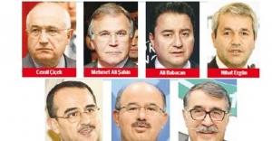AK Parti#039;de #039;Ağabeyler#039;...